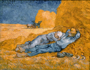 Noon,_rest_from_work_-_Van_Gogh
